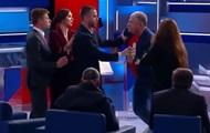 Червоненко и Гончаренко сцепились в прямом эфире