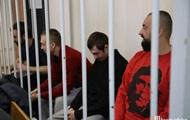 Украинским морякам продлили арест на три месяца
