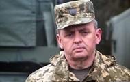 Муженко: Украина могла отстоять Крым
