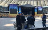 Олімпійський готують до дебатів: фоторепортаж