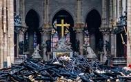Названа новая возможная причина пожара в Нотр-Даме