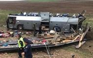 В Казахстане 11 человек погибли в ДТП с участием автобуса