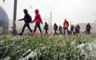 Українців попередили про заморозки