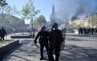 Жовті жилети в Парижі: заарештовано 249 осіб