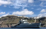 У Чорне море увійшов британський корабель-розвідник