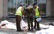 Вибухи на Шрі-Ланці: головні фото і відео терактів. 18+