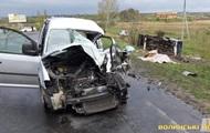 ДТП с автобусом на Волыни: трое жертв, 16 пострадавших