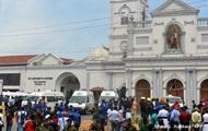 Число жертв взрывов на Шри-Ланке превысило 260