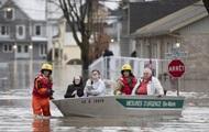 У Канаді паводок затопив понад тисячу будинків