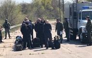 Україна забрала з ЛНР 60 ув'язнених