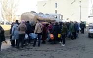 На Донбасі без води шість населених пунктів