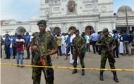 Вибухи на Шрі-Ланці: затримано п'ятьох підозрюваних