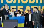 Почти половина украинцев считает, что Зеленский выиграл дебаты - КМИС