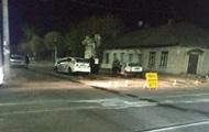 В Житомире патрульное авто врезалось в две легковушки