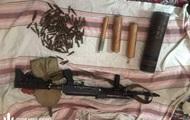 У Миколаєві військовий вкрав з частини автомати і тротил