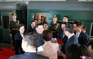 Ким Чен Ын отправился в Россию на бронепоезде