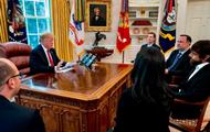 Трамп провел закрытую встречу с главой Twitter