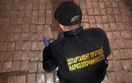 В Киеве задержана группа иностранцев-наркоторговцев