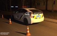 В авто патрульной полиции умер мужчина