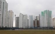 В Украине резко выросли объемы строительства