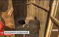 Под Нежином украли общественный туалет, установленный за счет ООН