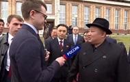 Российский журналист рассказал, как удалось взять интервью у Ким Чен Ына