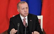 Эрдоган поздравил Зеленского с победой на выборах