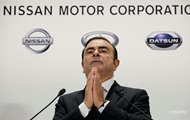 Экс-главу Nissan вновь отпустили под залог