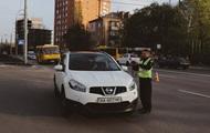 В Киеве водитель Nissan сбил девочку на пешеходном переходе
