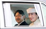 Нарухито стал новым императором Японии