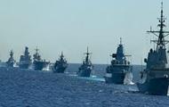 В Балтийское море вошла новая группа кораблей НАТО
