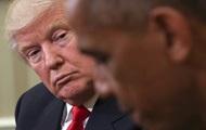 Обама с женой снимет сериал о Трампе