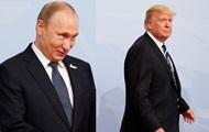 Путин и Трамп час общались по телефону