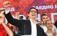 Северная Македония выбрала нового президента