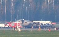 Один украинец выжил в авиакатастрофе в Шереметьево