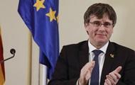 Суд дозволив Пучдемону обиратися до Європарламенту