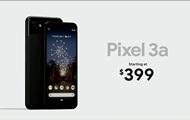 Google показал бюджетный смартфон Pixel 3a