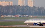 В России за день отменили пять рейсов c SSJ-100