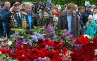 В акциях 9 мая приняли участие 700 тыс. человек