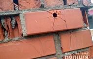 На Донбассе мужчина обстрелял жилой дом
