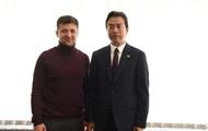 Зеленский обсудил с послом Китая инвестиции