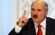Лукашенко оценил ущерб от