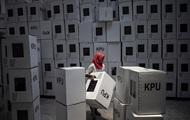 Выборы в Индонезии: от переутомления умерли 496 членов избиркомов