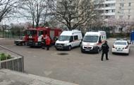 В Житомирской области распылили газ в школе