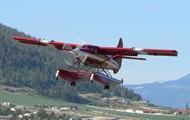 Два самолета столкнулись над Аляской есть жертвы