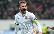 Рома объявила об уходе Де Росси, который играл за римлян 18 сезонов