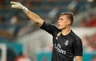 Гендиректор Реала хочет видеть резервным вратарем Лунина
