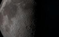 Место крушения модуля на Луне показали на фото