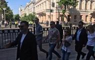 95 квартал прибыл на инаугурацию Зеленского