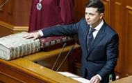 Вятрович заявил о нарушении Зеленским Конституции